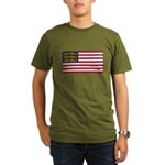 English American Organic Men's T-Shirt (dark)
