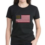 English American Women's Dark T-Shirt