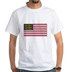 English American White T-Shirt