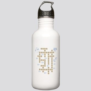 Cruise Word Game Stainless Water Bottle 1.0L
