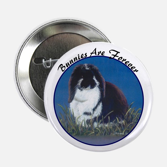 """French Lop Bunny 2.25"""" Button (10 pack)"""