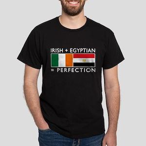 Irish Egyptian flags Dark T-Shirt