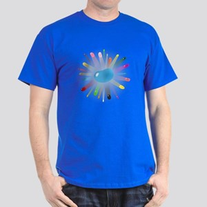 blue jellybean blowout Dark T-Shirt