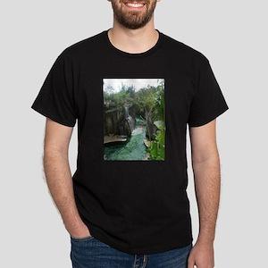 Underground Rivers Black T-Shirt
