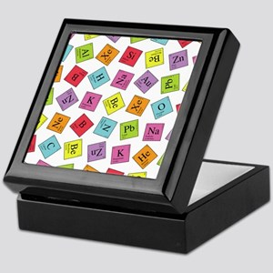 Periodic Elements Keepsake Box
