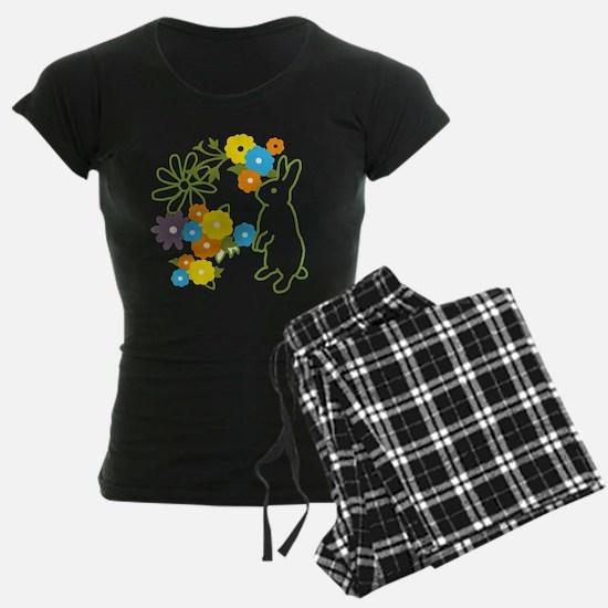 flower bunny Pajamas