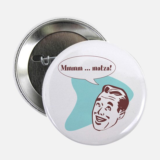 "Retro Passover Matza 2.25"" Button (10 pack)"
