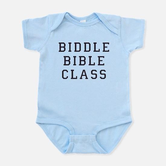 Biddle Bible Class Infant Bodysuit