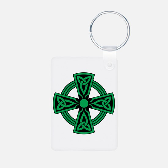 Celtic Cross Keychains
