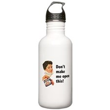Can of Whoop-Ass Stainless Water Bottle 1.0L