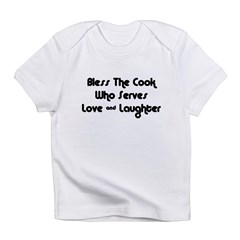 Bless The Cook Infant T-Shirt