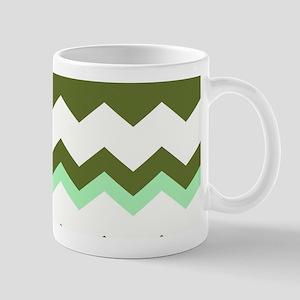 Chevron Stripes Mugs