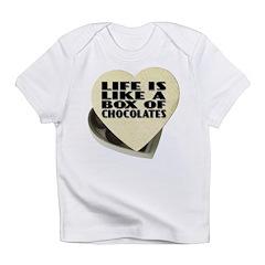 Box Of Chocolates Infant T-Shirt