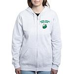 All Template Women's Zip Hoodie