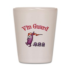 Vin Guard Wine Shot Glass