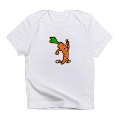 Dancing Carrot Infant T-Shirt