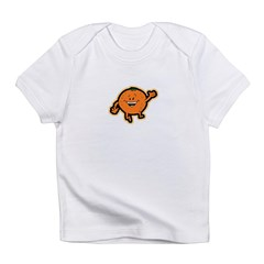 Dancing Orange Infant T-Shirt