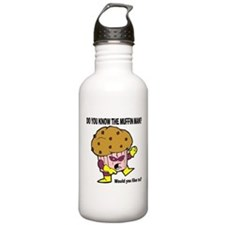 The Muffin Man Stainless Water Bottle 1.0L