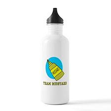 Team Mustard Stainless Water Bottle 1.0L