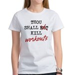 Thou Shall Kill Women's T-Shirt
