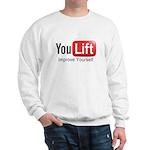 You Lift Sweatshirt