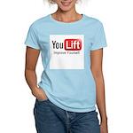 You Lift Women's Light T-Shirt