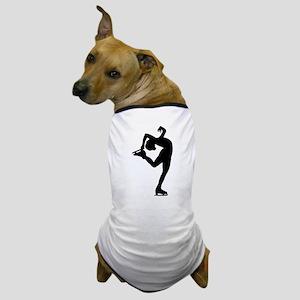 Figure Skating Dog T-Shirt