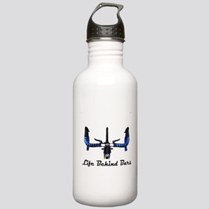 Life Behind Bars Stainless Water Bottle 1.0L