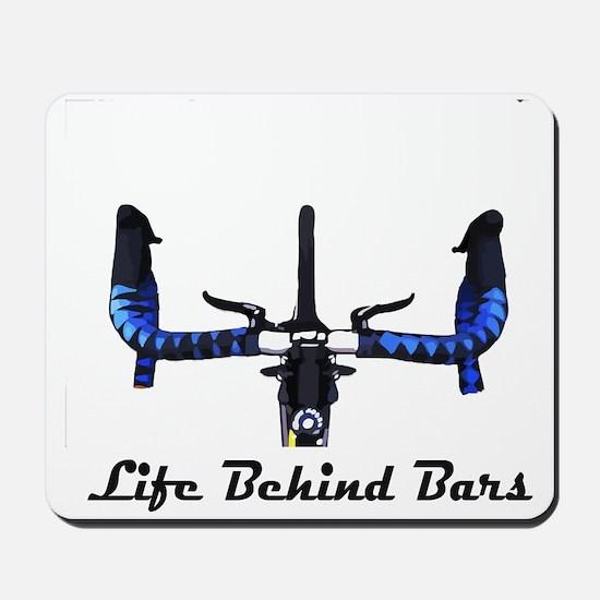Life Behind Bars Mousepad