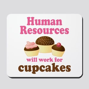 Funny Human Resources Mousepad