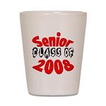 Senior Class of 2008 Shot Glass