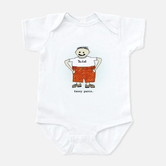 Fancy Pants Infant Bodysuit