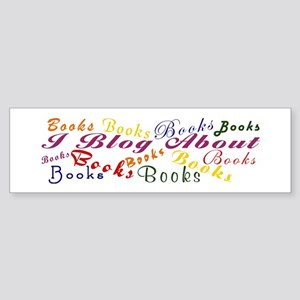 I Blog Sticker (Bumper)