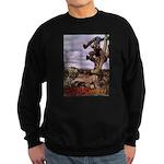 Saguaro Zombies Zombie 1 Sweatshirt (dark)