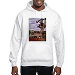 Saguaro Zombies Zombie 1 Hooded Sweatshirt