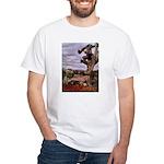 Saguaro Zombies Zombie 1 White T-Shirt