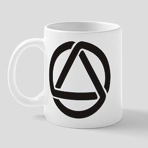Mug with Celtic Triad