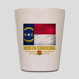 North Carolina Pride Shot Glass
