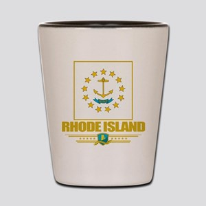 Rhode Island Pride Shot Glass