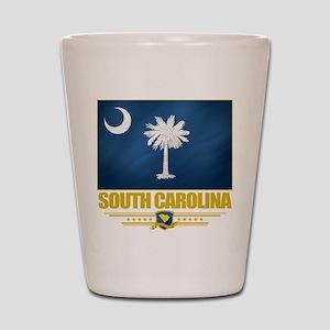 South Carolina Pride Shot Glass