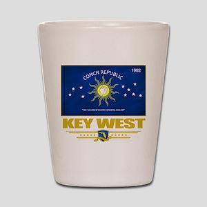 Key West Pride Shot Glass
