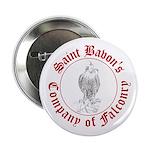 SCA falconry logo Button