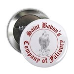 """SCA falconry logo 2.25"""" Button (10 pack)"""
