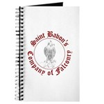SCA falconry logo Journal