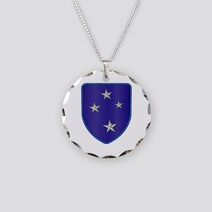 Americal Division Necklace Circle Charm