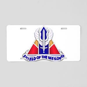 13th Combat Aviation Battalio Aluminum License Pla