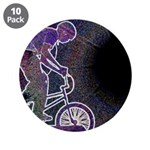 """WillieBMX The Glowing Edge 3.5"""" Button (10 pack)"""