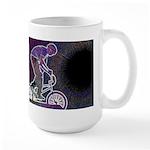 WillieBMX The Glowing Edge Large Mug