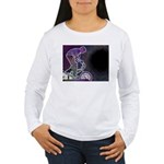 WillieBMX The Glowing Edge Women's Long Sleeve T-S