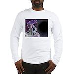 WillieBMX The Glowing Edge Long Sleeve T-Shirt